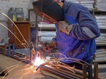 Сварочные работы в строительстве